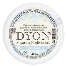 Сахарная паста  Мягкая 400 гр.